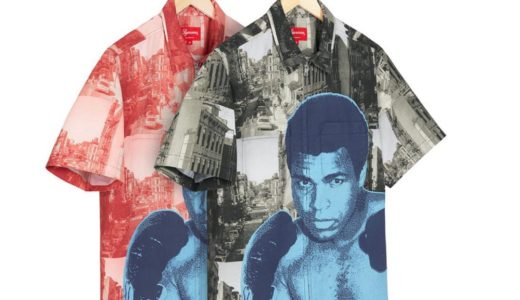 【Supreme】2021SSコレクションに登場するシャツ(Shirts)