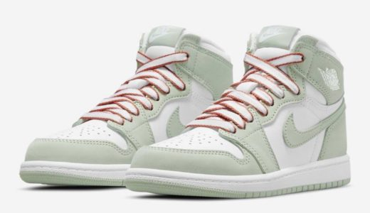 "【Nike】Wmns Air Jordan 1 Retro High OG ""Seafoam""が2021年8月12日に発売予定"