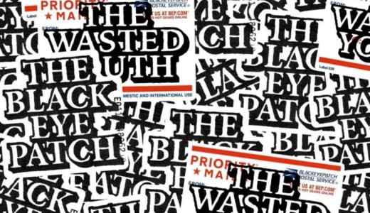 【BlackEyePatch × Wasted Youth】心斎橋PARCOにて期間限定コラボポップアップストアが3月18日よりオープン。Week5オンライン発売は5月1日。