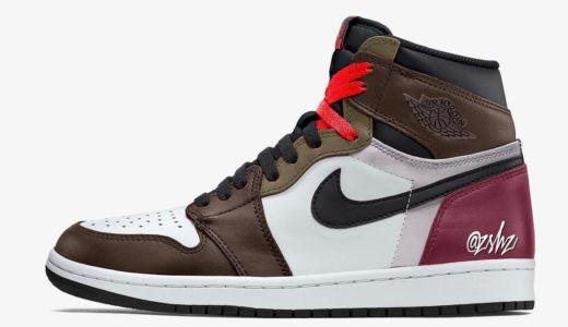 "【Nike】Air Jordan 1 Retro High OG ""Multi-Color""が2021年秋冬に発売予定"