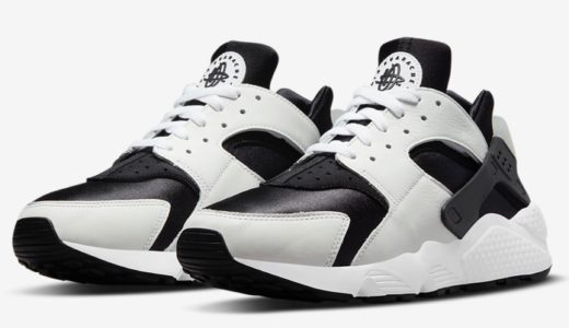 "【Nike】Air Huarache ""Black/White""が2021年に復刻発売予定"