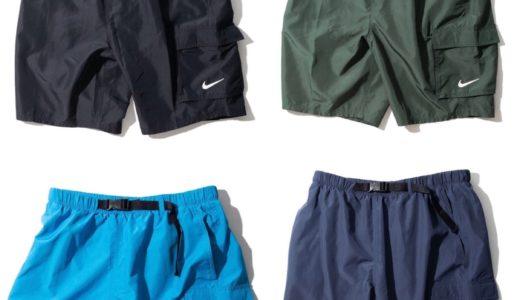 【Nike】FREAK'S STORE限定 スイムカーゴショーツが3月27日に発売予定