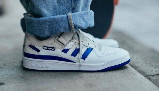 【adidas】Billy's限定のFORUM LOW PREMIUMが国内3月26日に発売予定