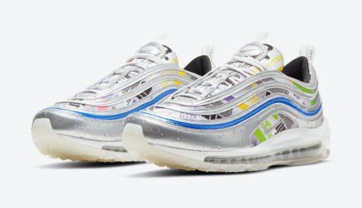 "【Nike】Air Max 97 SE ""Energy Jelly""が国内3月19日に発売予定"
