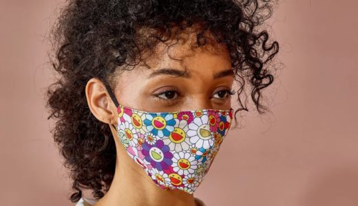 【MoMA Design Store × 村上隆】お花コラボマスクが4月1日に発売予定