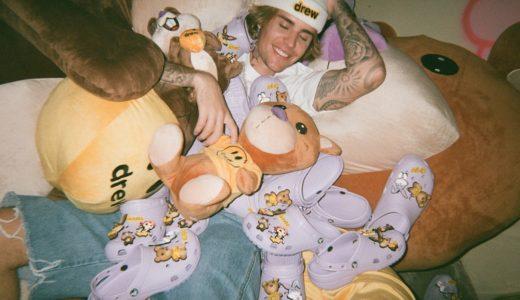 【Justin Bieber with drew house × Crocs】Classic Clog 2 第2弾が国内3月16日に発売予定