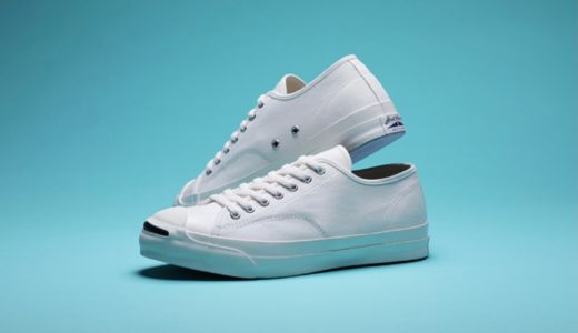 【CONVERSE Timeline】2021SS JACK PURCELL 80 Jが国内3月26日に発売予定