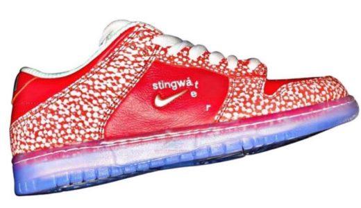 【Stingwater × Nike SB】Dunk Low Proが2021年後半に発売予定