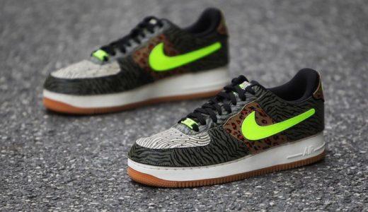"【Nike】Air Force 1/1 ""Animal Instinct""が国内3月31日に発売予定"