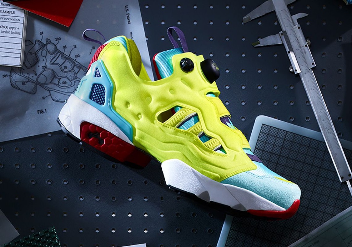 """【adidas × Reebok】ZX Fury """"ZX Pump""""が国内3月23日に発売予定"""
