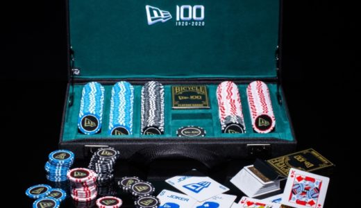 【New Era®︎ × RAMIDUS】極少量限定ポーカーセットが4月27日に発売予定