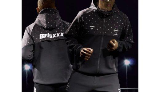 【F.C.Real Bristol × GOD SELECTION XXX】コラボコレクションが近日発売予定