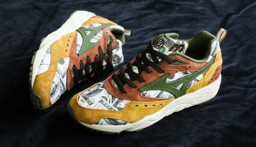 【MIZUNO × 24karats × mita sneakers】CONTENDERが国内4月24日に発売予定