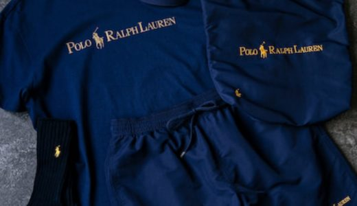 【BEAMS × POLO RALPH LAUREN】別注〈Navy and Gold Logo Collection〉が4月23日/4月26日に発売予定