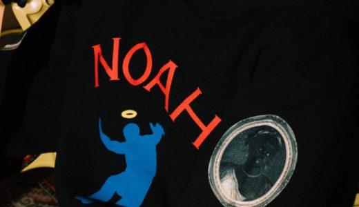 【UNION × Noah】30周年記念コラボコレクションが国内4月16日に発売予定