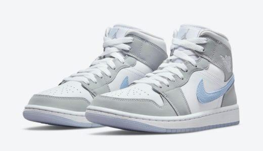 "【Nike】Wmns Air Jordan 1 Mid ""Wolf Grey""が国内7月28日に発売予定"