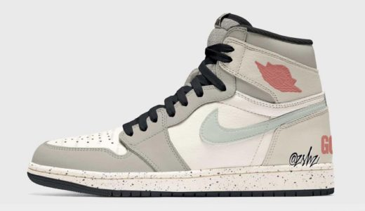 "【Nike】Air Jordan 1 Element GTX ""Sail""が2021年12月に発売予定"