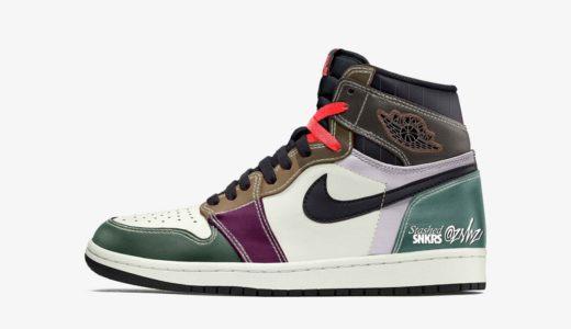 "【Nike】Air Jordan 1 Retro High OG ""Hand Crafted""が2021年12月19日に発売予定"