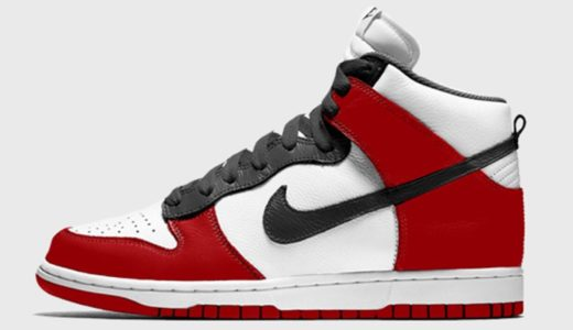 "【Nike】Dunk High ""Bulls""が2021年5月に発売予定"