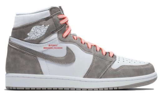 "【Nike】Air Jordan 1 Retro High OG ""Grey""がリーク"