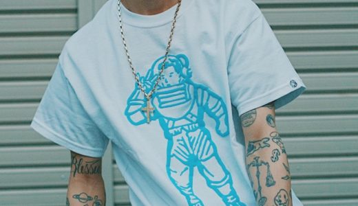 【BILLIONAIRE BOYS CLUB × JP THE WAVY】コラボTシャツが4月24日に発売予定