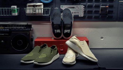 【HUMAN MADE × adidas】Pure Slip-On 全3色が国内5月22日/5月25日に発売予定