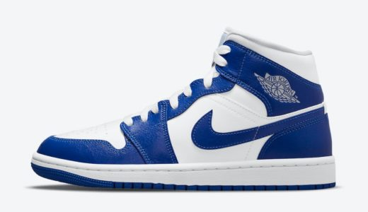"【Nike】Wmns Air Jordan 1 Mid ""Kentucky""が国内8月23日に発売予定"