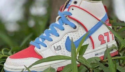 "【Nike × Magnus Walker】Dunk High ""277""が2021年に発売予定"