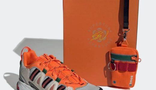 Sean Wotherspoon × atmos × adidas Superturf Adventureが2021年11月に発売予定