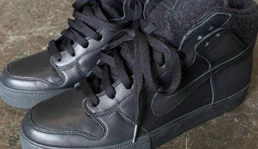 【ACRONYM × Nike】Errolson HughがDunk Highのサンプルモデルを公開