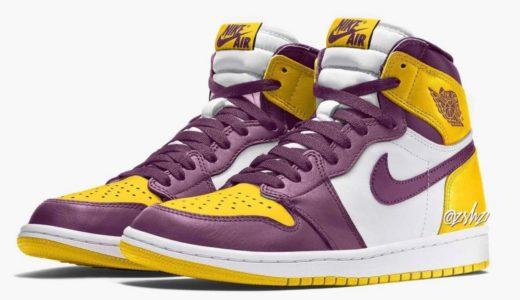 "【Nike】Air Jordan 1 Retro High OG ""Brotherhood""が2022年2月26日に発売予定"