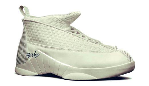 """【Billie Eilish × Nike】Air Jordan 15 SP """"Tan""""が2021年9月9日に発売予定"""