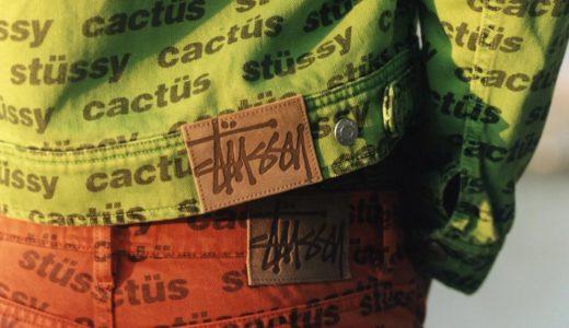 【Stüssy × CPFM】最新コラボコレクションが国内6月25日に発売予定