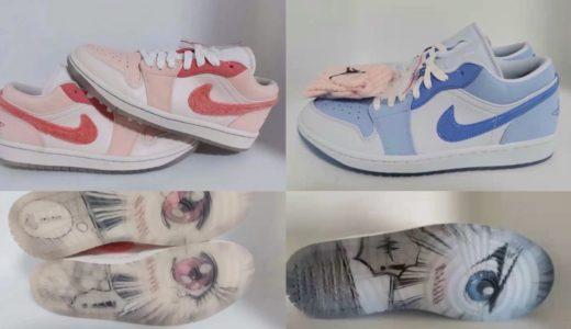 """【Nike】Air Jordan 1 Low """"Mighty Swooshers""""が2021年に発売予定"""