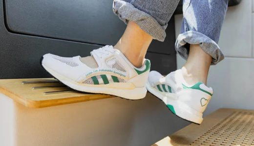 【HUMAN MADE × adidas】EQT RACING HMが国内7月30日に発売予定