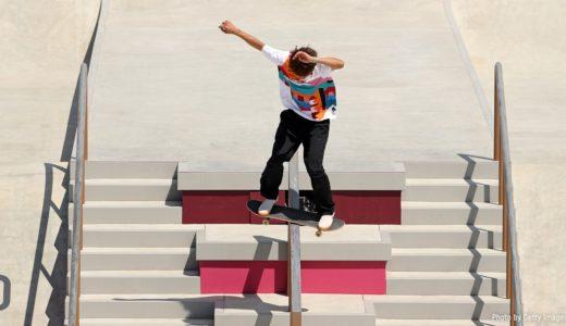 堀米雄斗が東京オリンピック2020優勝で金メダル獲得!スケートボード初代王者に輝く