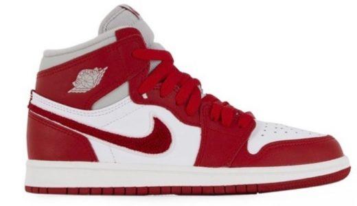 """【Nike】Wmns Air Jordan 1 Retro High OG """"Varsity Red""""が2022年2月4日に発売予定"""
