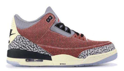 【Trophy Room × Nike】Air Jordan 3 Retro SP が2021年に発売予定か