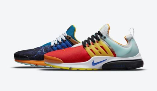 "【Nike】Air Presto ""Multi-Color Storm""が国内8月27日に発売予定"