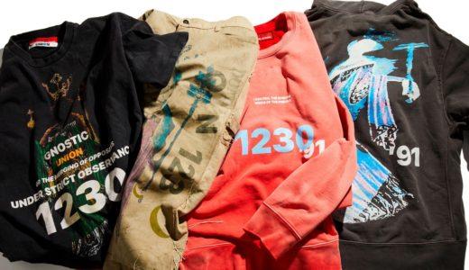 【RRR123 × Union】30周年記念コラボコレクションが国内8月6日に発売予定