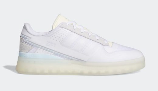 "【adidas】『Forum Tech Boost ""Cloud White""』の国内発売が開始"