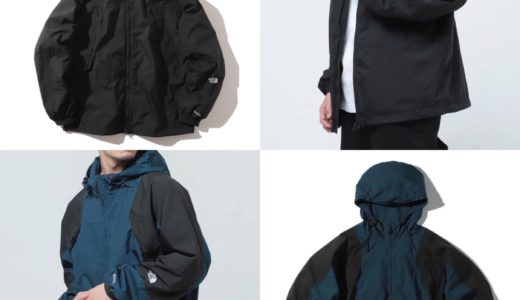 【THE NORTH FACE PURPLE LABEL × BEAMS】別注GORE-TEX Mountain Parkaの先行予約が開始