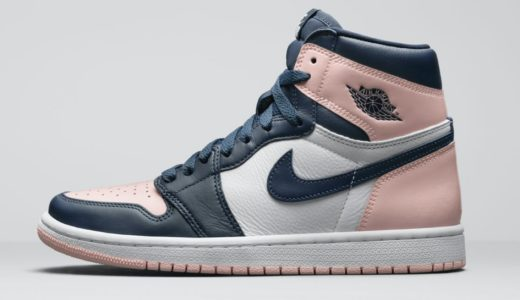 "【Nike】Wmns Air Jordan 1 Retro High OG SE ""Atmosphere/Bubblegum""が2021年12月22日に発売予定"