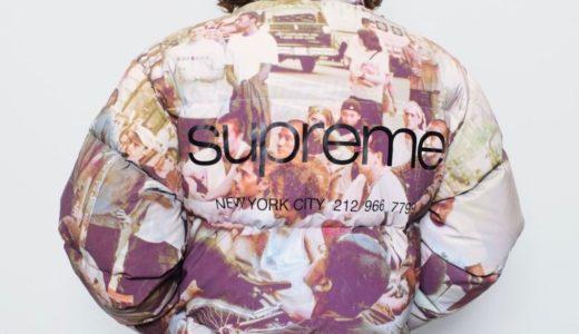 【Supreme】2021FWコレクションのティーザーが公開