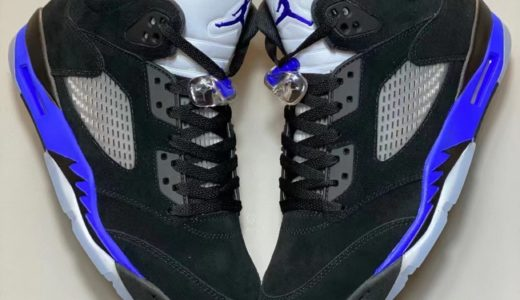 "【Nike】Air Jordan 5 Retro ""Racer Blue""が2022年2月12日に発売予定"