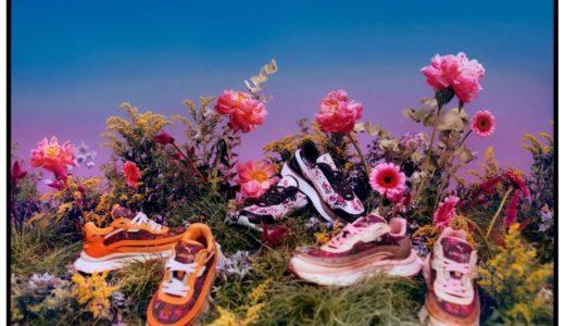 PUMA × Liberty 花柄や動植物柄の刺繍が美しいコラボコレクションが国内9月18日に発売予定