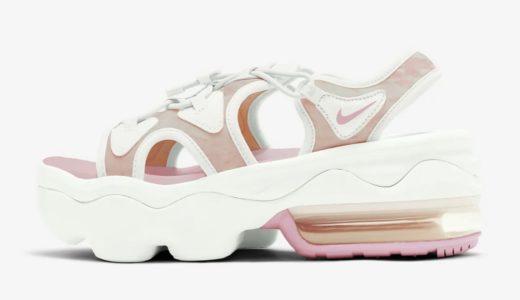 "Nike Air Max Koko Sandal ""Summit White/Pink Glaze""が海外で発売開始"