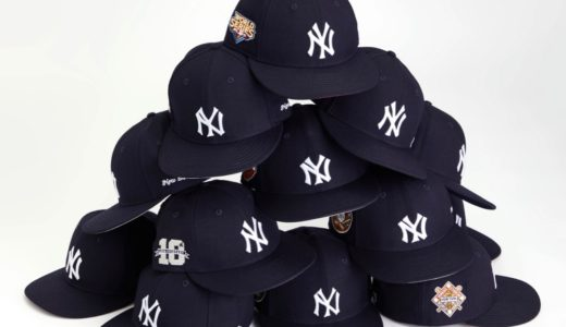 """Kith × New Era for New York Yankees 全30色の""""The Palette"""" Collectionが国内9月27日に発売予定"""