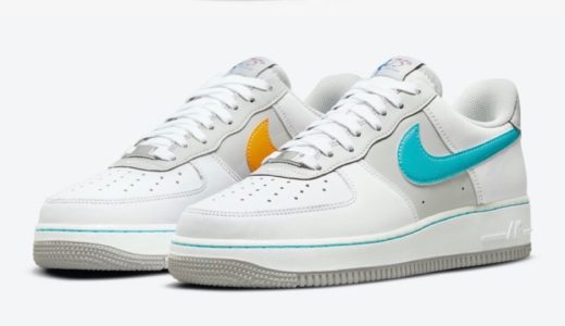 "【NBA × Nike】Air Force 1 '07 LV8 ""75th Anniversary"" Packが2021年10月8日より発売予定"
