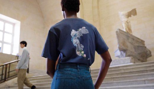 ユニクロUT × ルーヴル美術館 コラボコレクション第2弾が国内9月17日/9月23日に発売予定
